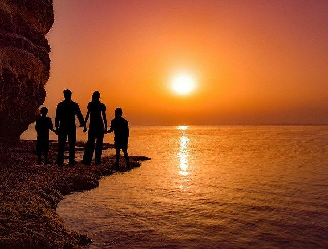 קפריסין עם הילדים